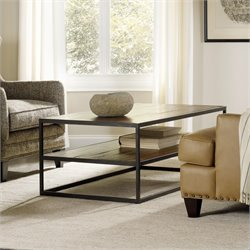 Hooker Chadwick Coffee Table in Brown