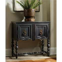 Hooker Accent Chest in Black