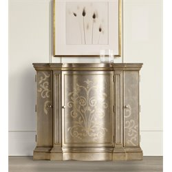 Hooker Accent Chest Credenza in Gold