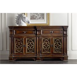 Hooker Sideboard in Dark Wood