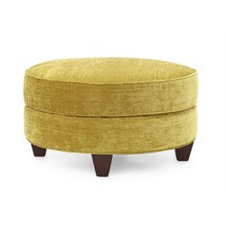 Hooker Furniture Darcy Ottoman in Avocado