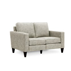 Hooker Furniture Wesley Loveseat in Medici
