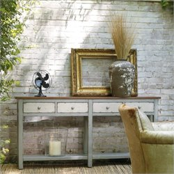 Hooker Furniture Melange Ramsay Hall Console Table