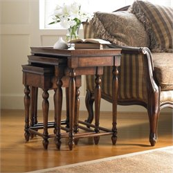 Hooker Furniture Seven Seas Three Nesting Tables