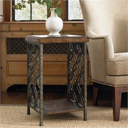 Hooker Furniture Seven Seas Square Accent Table