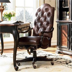 Hooker Furniture Grandover Tilt Swivel Office Chair