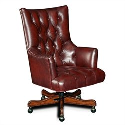 Hooker Furniture Seven Seas  Office Chair in Sedona Junipine