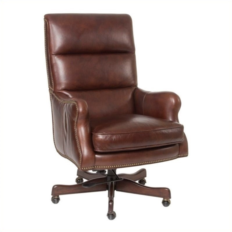 hooker furniture seven seas executive office chair in
