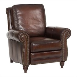Hooker Furniture Seven Seas Leather Recliner Arm Chair