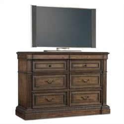 Hooker Furniture Rhapsody Eight Drawer Media Chest