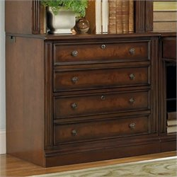 Hooker Furniture European Renaissance II Lateral File in Cherry