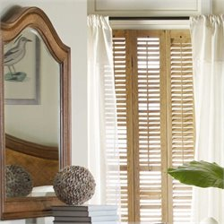 Hooker Furniture Windward Raffia Mirror