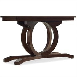 Hooker Furniture Kinsey Sofa Table in Walnut