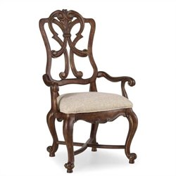 Hooker Furniture Adagio  BackArm Dining Chair