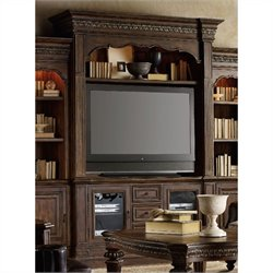 Hooker Furniture Adagio 2-Piece 68'' Entertainment Center