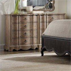 Corsica 8-Drawer Double Dresser