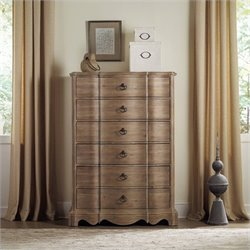 Corsica 6-Drawer Chest
