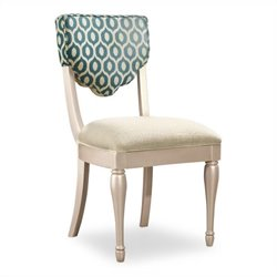 Hooker Furniture Upholstered Desk Office Chair in Cream
