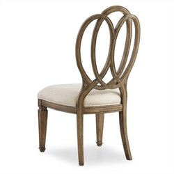 Hooker Furniture Solana Dining Chair in Light Oak