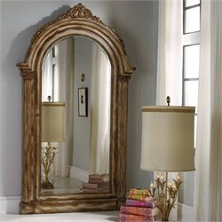Hooker Furniture Melange Vera Floor Mirror with Jewelry Storage Finish