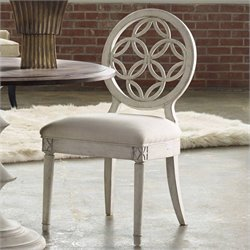 Hooker Furniture Melange Brynlee Dining Chair Distressed White