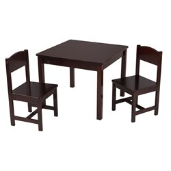 Kidkraft Aspen 3 Piece Table Set