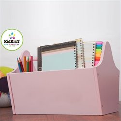 KidKraft Toy Caddy in Pink