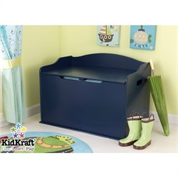 KidKraft Austin Toy Box Blueberry