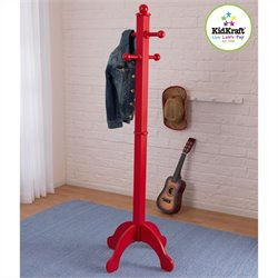 Kidkraft Deluxe Clothes Pole in Red