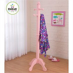 Kidkraft Deluxe Clothes Pole in Pink