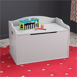 KidKraft Austin Toy Box in Gray Fog