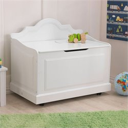 KidKraft Raleigh Toy box in White