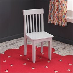 KidKraft Avalon Chair in Gray Fog