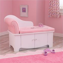 KidKraft Princess Chaise Lounge