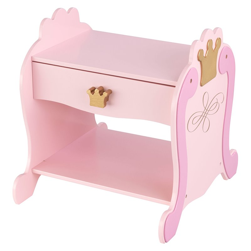 KidKraft Princess Nightstand