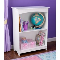 KidKraft 32' H Nantucket White Bookcase