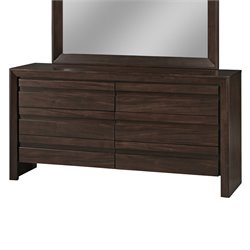 Modus Element Dresser in Chocolate Brown