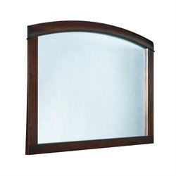 Modus Brighton Mirror in Cinnamon