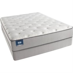 BeautySleep Adrian Ave Plush Mattress