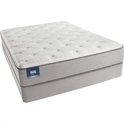BeautySleep Adeline Pl Plush Euro Top Mattress Set