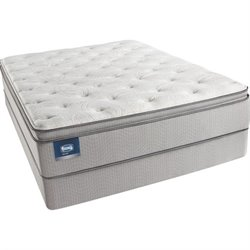 BeautySleep Adrian Ave Plush Pillow Top Mattress Set