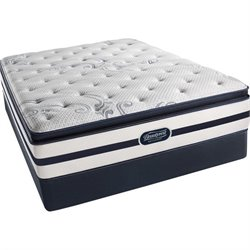 Beautyrest Recharge Battle Creek Luxury Firm Pillow Top Mattress