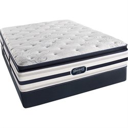 Beautyrest Recharge Ultra Bay City Plush Pillow Top Mattress