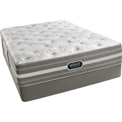 Beautyrest Recharge World Class Bemus Point Plush Mattress Set