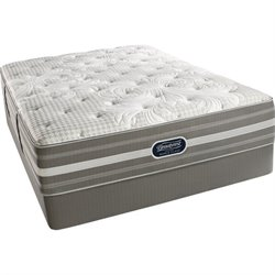 Beautyrest Recharge World Class Bennetts Plush Mattress Set