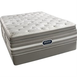 Beautyrest Recharge World Class Bennetts Plush Pillow Top Mattress Set