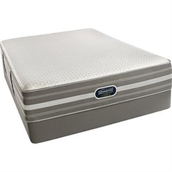 Beautyrest Recharge Hybrid Black Rock Plush Mattress Set