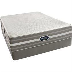 Beautyrest Recharge Hybrid Blakeford Firm Mattress Set