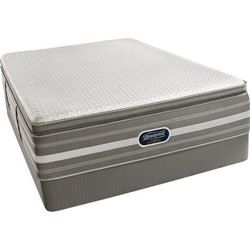 Beautyrest Recharge Hybrid Bound Brook Ultimate Luxury Plush Mattress Set