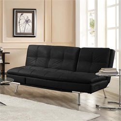 Lifestyle Solutions Serta Roma Convertible Sofa